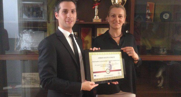 Milli Eğitim Bakanlığı E-Twinning Ödül Töreni