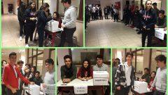 Özel Nasibe Eryetiş Mesleki ve Teknik Anadolu Lisesi Başkanlık Seçimi