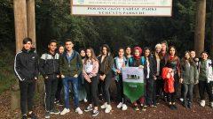Polonezköy Tabiat Park'ında Doğa Yürüyüşü