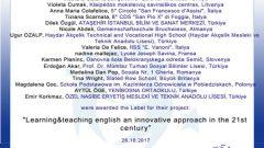 21. Yüzyılın İnovatif Yaklaşımları ile İngilizce Öğrenimi ve Öğretimi ( Emir KORKMAZ )