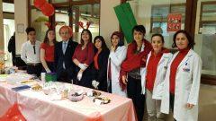 Pediatrik Onkoloji Hastaları Yararına Yapılan Yiyecek Kermesi