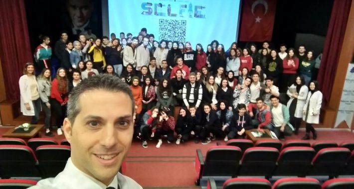 """Özel Nasibe Eryetiş Mesleki ve Teknik Anadolu Lisesi """"SELFIE"""" Eğitimi"""
