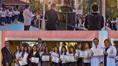 Eryetiş Öğrencileri eTwinning Ulusal Kalite Etiketi Ödüllerini Törenle Teslim Aldılar