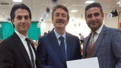 Özel Nasibe Eryetiş Mesleki ve Teknik Anadolu Lisesi Ödüle Doymuyor!