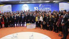 eTwinning 10. Ulusal Konferansında Milli Eğitim Bakanı Sayın Prof. Dr. Ziya SELÇUK'un Konuşmaları
