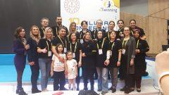 eTwinning 10. Ulusal Konferansında İstanbul Ekibi