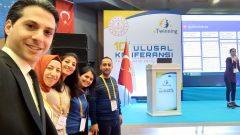 eTwinning 10. Ulusal Konferansında Eğitimlere Katıldık