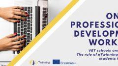 Mesleki Eğitim ve Öğretim Okulları ve eTwinning: eTwinning'in Öğrencileri Geleceğe Hazırlamadaki Rolü Çalıştayı