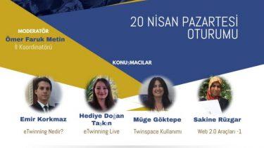 eTwinning İstanbul Webinarları