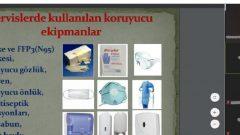 SERVİSLERDE KULLANILAN KORUYUCU EKİPMANLAR